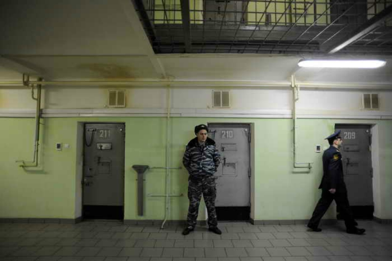 В СИЗО Симферополя после избиения умер заключенный   CTRC