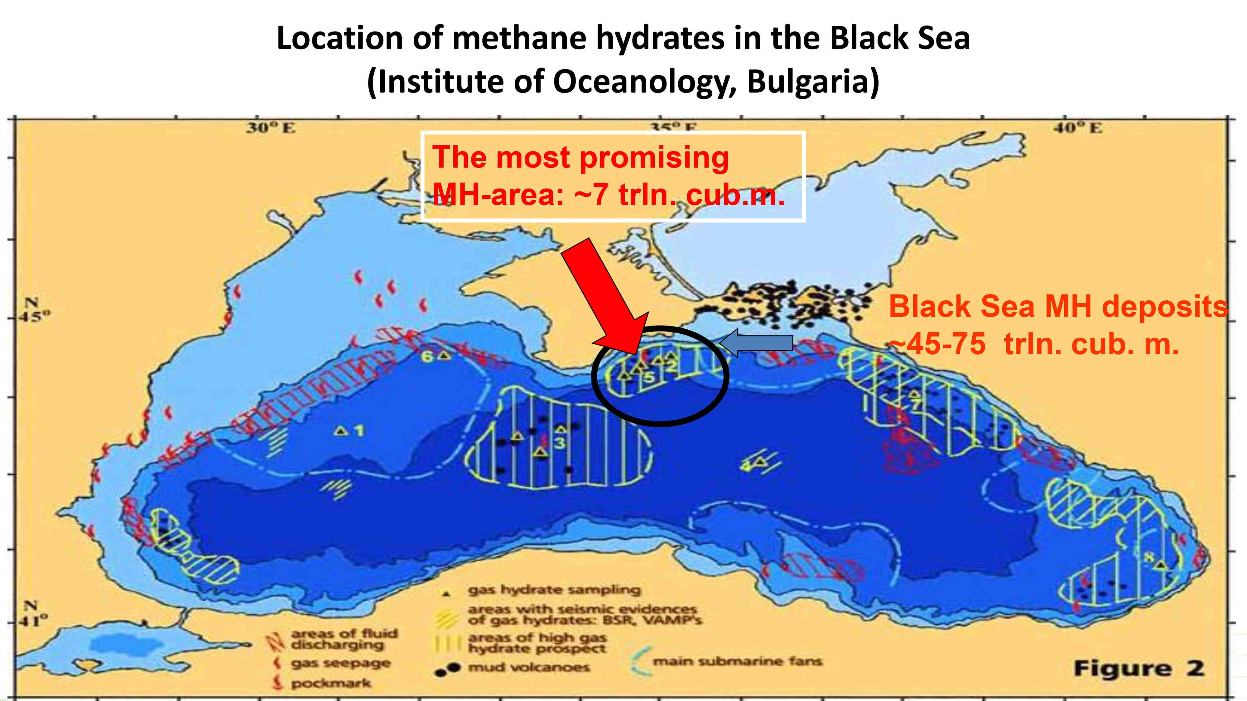 Energy resources of the Black Sea confrontation or cooperation